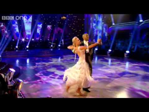 "http://www.bbc.co.uk/strictly Actor Ricky Whittle and his dance partner Natalie Lowe perform a Quickstep to ""Down With Love"" made famous by Holly Palmer / Mi..."