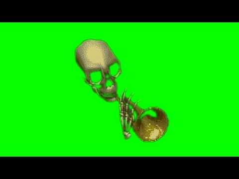 Skull Trompet [Green Screen] thumbnail