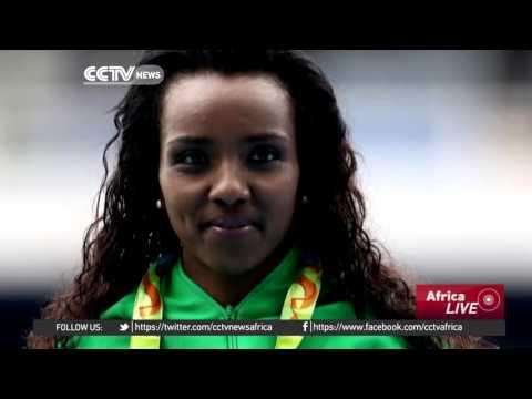 Ethiopia's Almaz Ayana Sets New Women's 10,000M Record