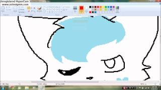 How to make a quick animation on MS Paint
