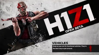 H1Z1 open beta Gameplay
