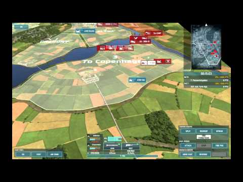 Wargame Airland Battle : Die Hard — Day 1