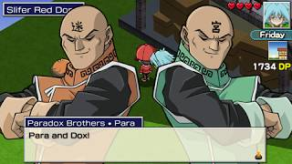 Yu-Gi-Oh! GX Tag Force 2 Story Mode Syrus Truesdale 4th Heart Event