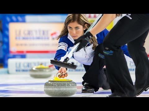 CURLING: RUS-SCO Euro Chps 2014 - Women Draw 5