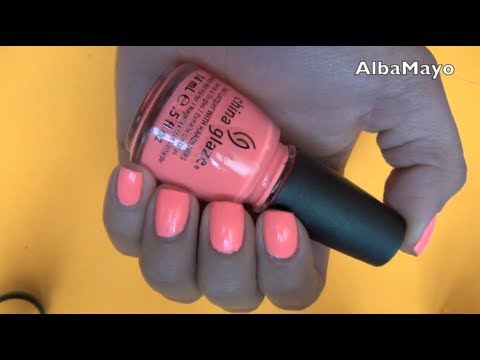 How To Get The Most Neon Nails Ever!!