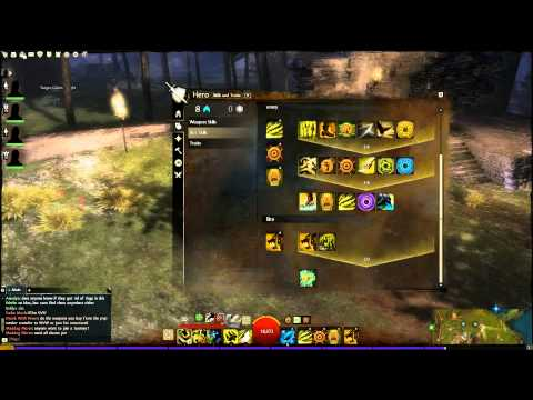 Guild Wars 2 Ranger Greatsword Full Build and Explanation