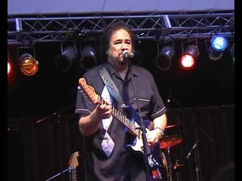 Coco Montoya LRBC 08 St Croix Bluesfestival