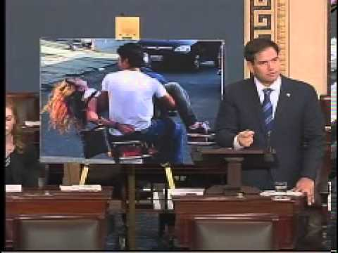 Rubio Delivers Floor Speech On Crisis In Venezuela