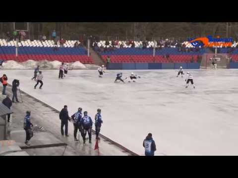 Байкал-Энергия - Кузбасс - 7:1 (2:0). Голы