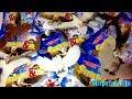 СЮРПРИЗЫ пакетики ЯСТРЕБЫ & Ко МАКСИ от DeAGOSTINI #2 Классные ИГРУШКИ ДЛЯ ДЕТЕЙ - липкие и мягкие
