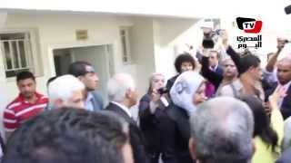 وزير التربية والتعليم ومحافظ القاهرة يفتتحان مدرسة الكمال بالجمالية
