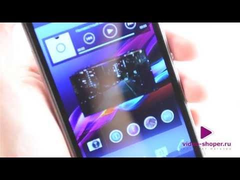 Sony Xperia Z1 обзор