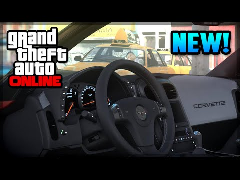 GTA 5 Online - Secret DLC Additions For PS4, Xbox One, & PC! (GTA V Online)