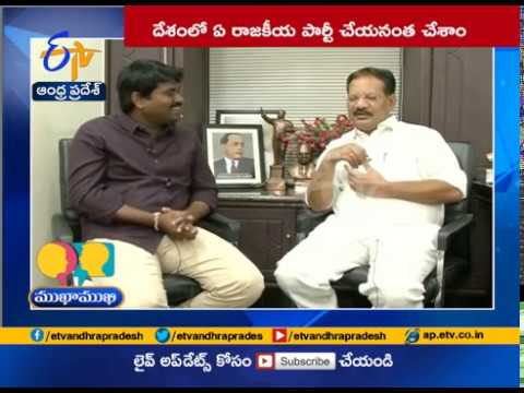 Minister Nakka Anand Babu Interview | Over Dalits in Politics