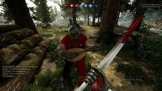 Man plays DOOM on lute| Mordhau