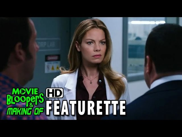 Pixels (2015) Featurette - Michelle Monaghan