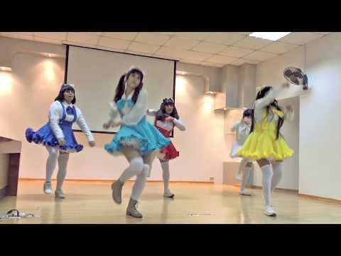 【✿Sakuboshi☆】Chocobeam! ☆ うるとらみらくるくるふぁいなるアルティメットチョコびーむ 【Idol Cover Festival 2017】