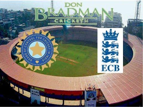Don Bradman Cricket 14: India vs England Full Gameplay HD