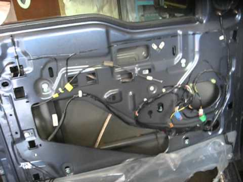 2004 Ford F150 Window Regulator Replacement