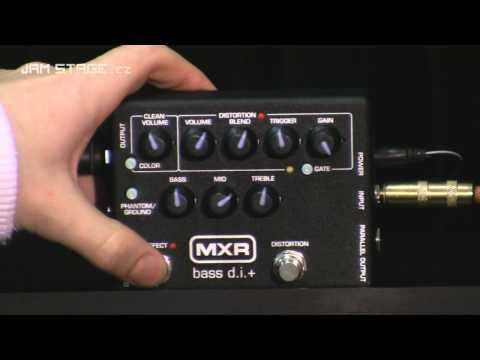 Dunlop MXR M80 Bass D.I.