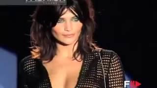 HELENA CHRISTENSEN Flashback by Fashion Channel