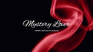 """download lagu """"mystery Lover""""  Box Ver. - Taemin gratis"""