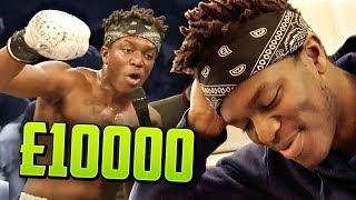 HOW KSI WON ME £10,000!