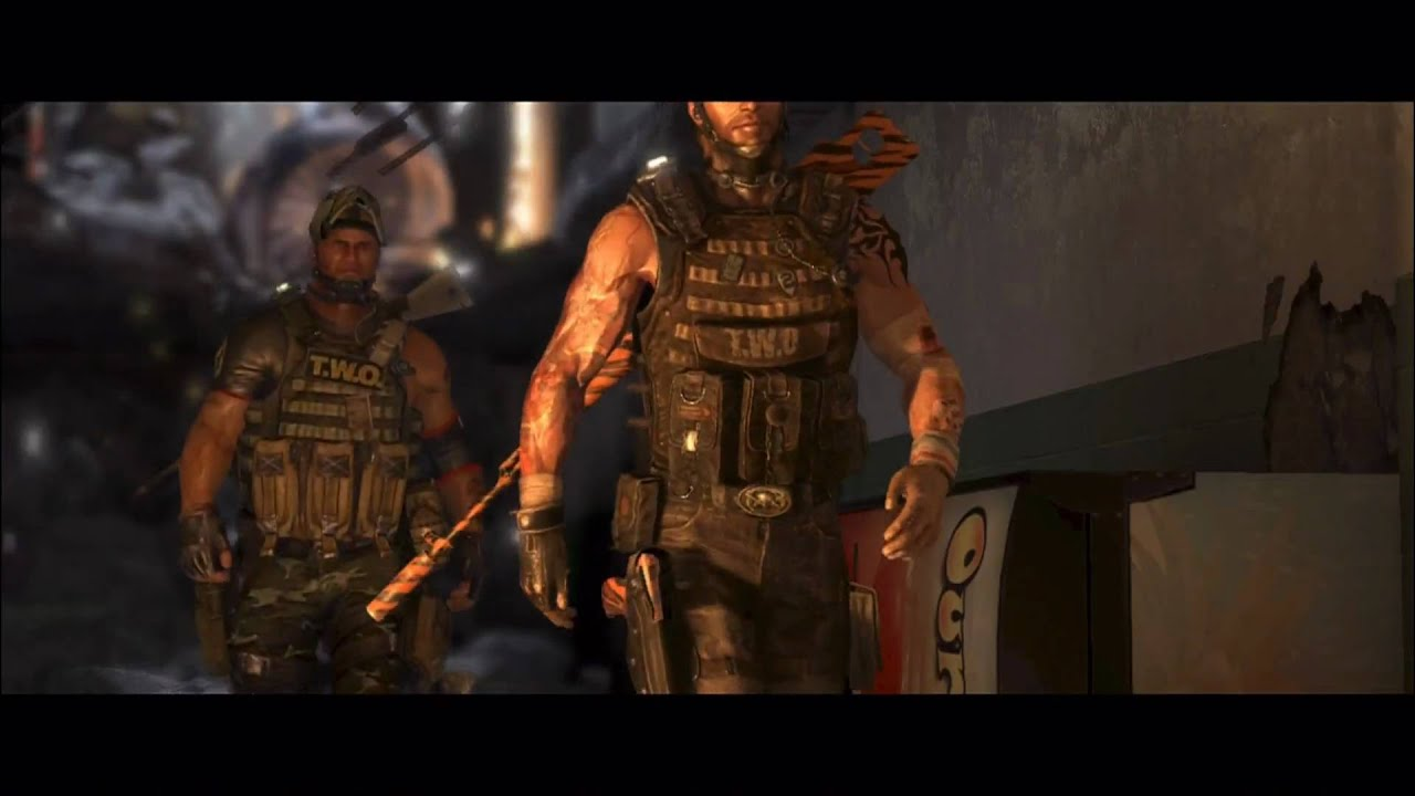 army of two the 40th day online coop gameplay in full