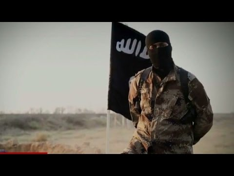 Is a North American featured in new ISIS video?