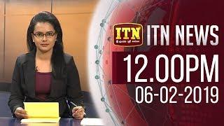 ITN News 2019-02-06 | 12.00 PM