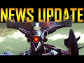Destiny - NEWS UPDATE!