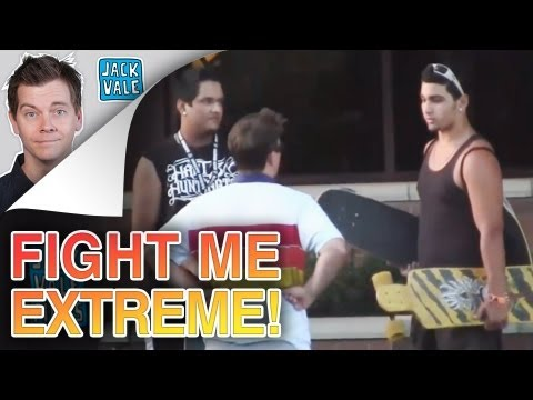 FIGHT ME EXTREME 2 With Tom Mabe