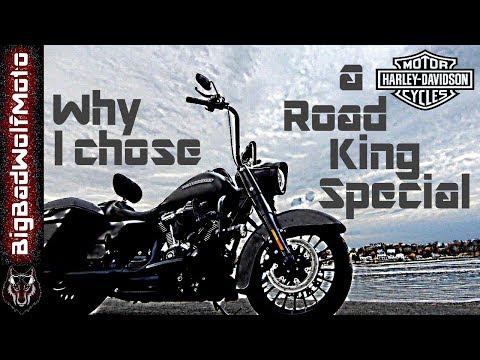 Why I Chose A Harley Ddson Road King Ial