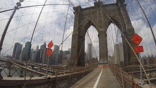 New York Manhattan Gopro HD