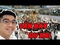 TRẢI NGHIỆM VỀ SÂN BAY LỚN NHẤT THẾ GIỚI AI MAKTOUM - DUBAI | DAILY VLOG 15