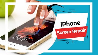iPhone Screen Repair Replacement Near Me