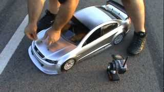FG EVO 10 holden ve super car