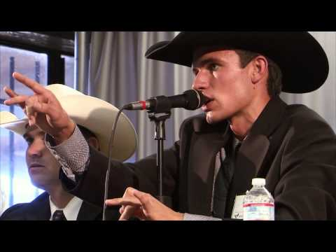 Young Cattle Auctioneer Champion - America's Heartland