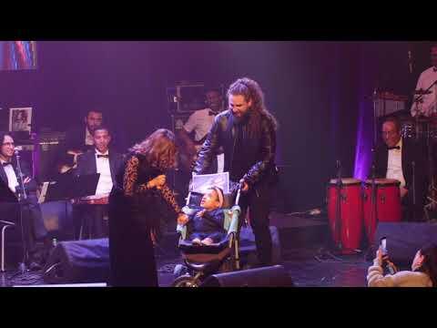 Samira Said with Aicha   Casablanca Concert   عايشة مع سميرة سعيد في حفل كازابلانكا