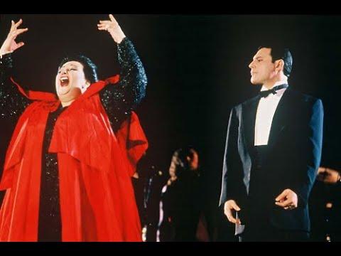 Freddie Mercury - FREDDIE MERCURY E MONTSERRAT CABALLE - HOW CAN I GO ON