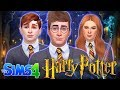 HARRY POTTER In The Sims 4 mp3