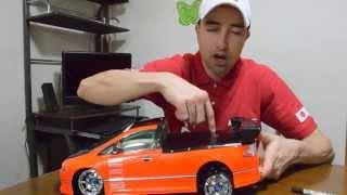 Como trasformar seu carro em uma pick-up para rc drift