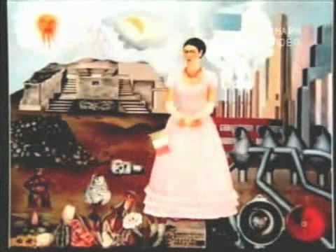 Frida Kahlo - La Cinta Que Envuelve Una Bomba