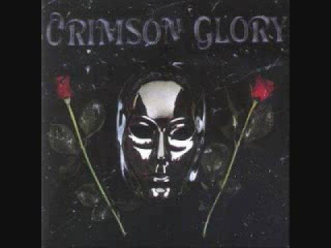 Crimson Glory - Queen of the Masquerade
