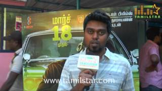 Guhan Senniappan At Sawari Movie Press Meet