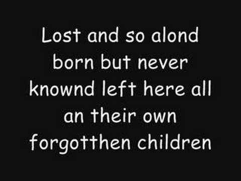 Tokio Hotel - Forgotten Children