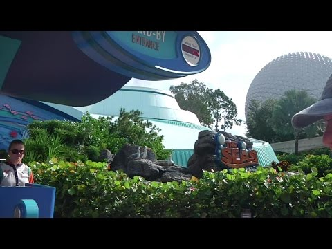 The Seas with Nemo & Friends at Epcot Walt Disney...