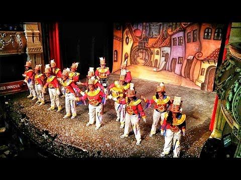 Comparsa: Mi Mundo - PRELIMINARES (2015) - Carnaval Colombino