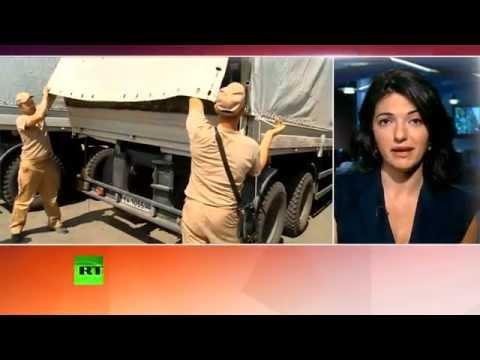 США осудили отправку гуманитарного конвоя и грозят дальнейшей изоляцией РФ