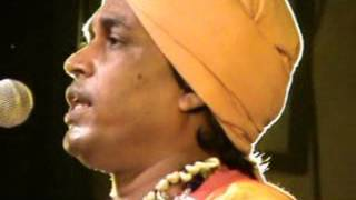 Mon Amar Deho Ghari-Raj Das Baul, Nazrul Kala Kshetra, Agartala, Tripura, INDIA